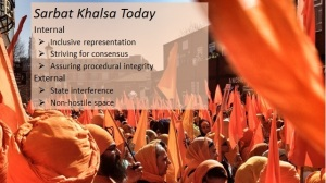 Sarbat Khalsa Today